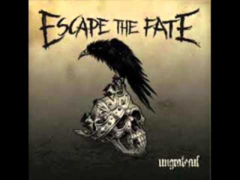 Escape The Fate- Ungrateful(Full Album 2013)