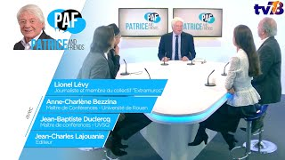PAF – Patrice Carmouze and Friends – Emission du 4 octobre 2019