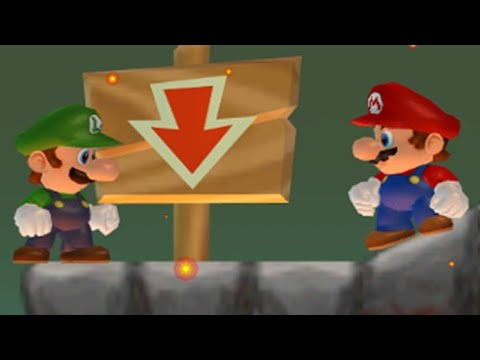 Another Super Mario Bros Wii - 2 Player Co-Op - #16