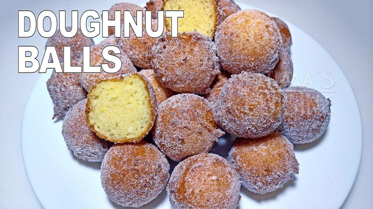 Doughnut Balls | No Yeast Recipe