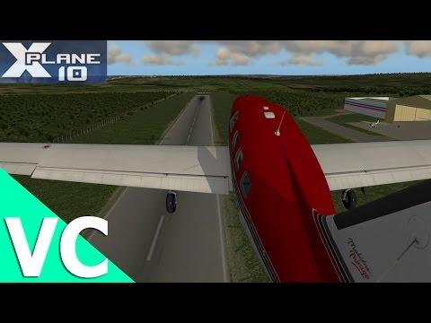 [VIDEO CLIP] - Decolagem de Americana SDAI com Piper Malibu a 60FPS XPlane10
