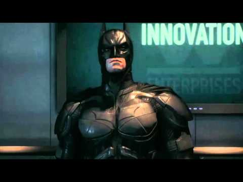 "Alla Wayne Enterprises "" Batman Arkham Knight """