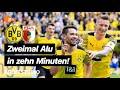 Borussia Dortmund – FC Augsburg Highlights   Bundesliga, 7. Spieltag   sportstudio