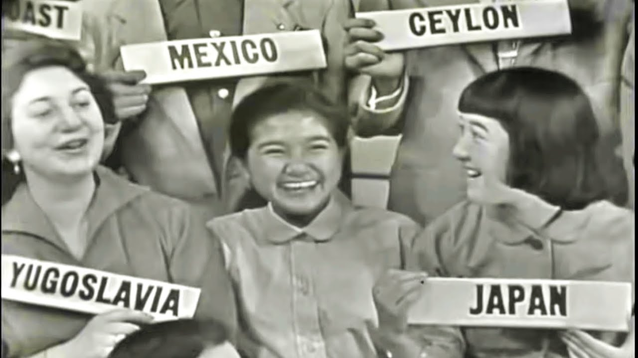 Download 1956 High School Exchange Students in America. Final episode - Impressions & Reflections on America
