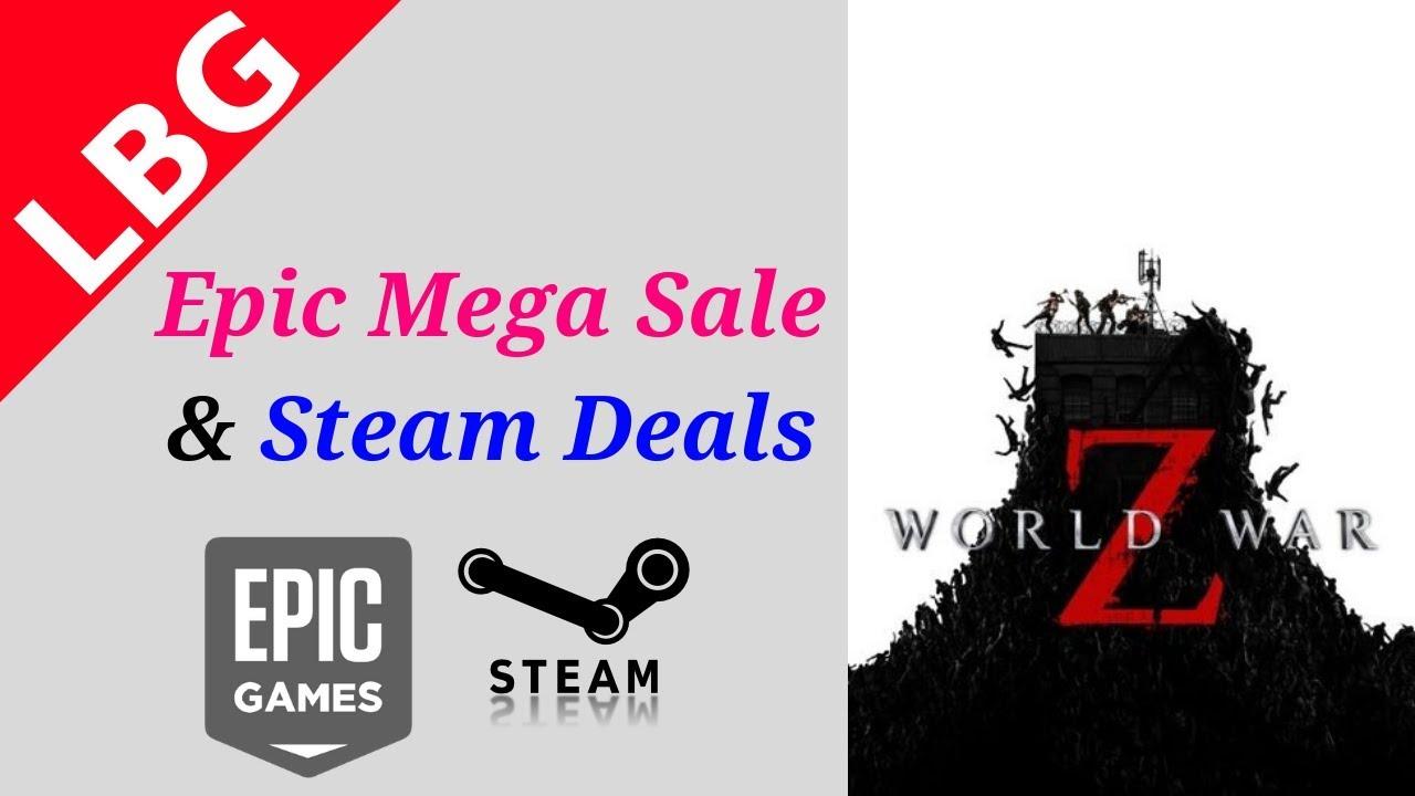 Epic's month-long Mega Sale has begun