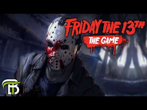 Friday the 13th Game | BEST JASON GAMEPLAY WORLDWIDE