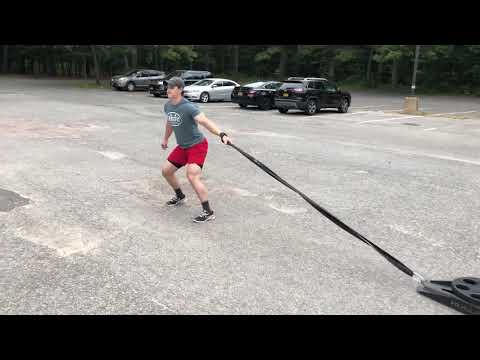 Lateral Sled Walk / Sled Crossover