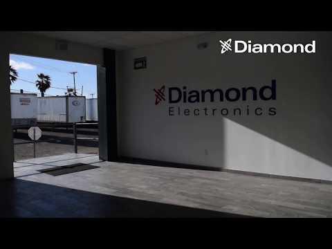 Empresa de empaque sustentable - Diamond Electronics