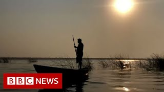 The Rivers of India: Godavari river - BBC News