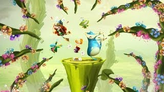 Rayman Legends Soundtrack - Music Levels