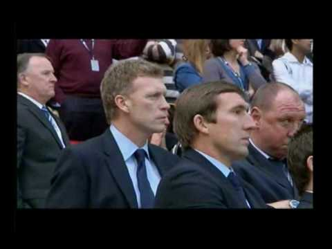 FA Cup Semi-Final 2009 Manchester United Vs Everton FULL Penalty Shootout [HD]!