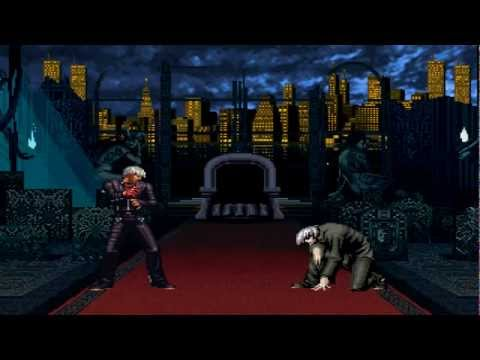 Kof Memorial (Final Battle): K' and Nao (Me) Vs Element and Puppet Yukino