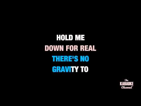 "No Air in the Style of ""Jordin Sparks & Chris Brown"" karaoke video with lyrics (no lead vocal)"