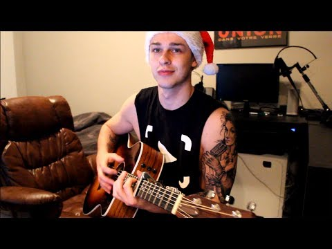 Cannonball - Damien Rice Acoustic Cover By YoutubableHD