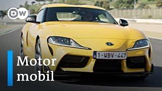 Wiederauferstanden - Toyota Supra | Motor mobil