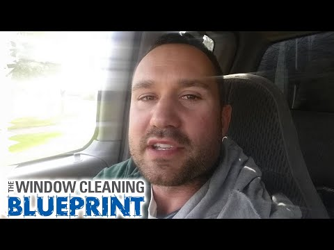 """Window Cleaning Tips """"LOW BALLERS"""" RANT - 동영상"""