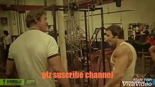 How To Train F๐r Mass | Arnold Schwarzenegger's Blueprint Training Program -part 1
