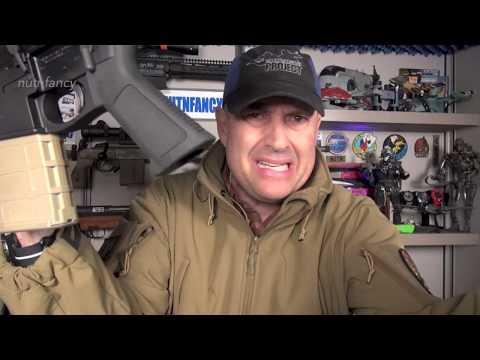 BUNKER REVIEW Palmetto AR10:  50% Less Battle Rifle Option