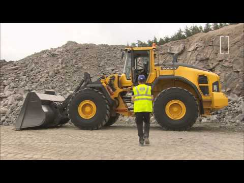 Volvo Construction Equipment Wheel Loaders L150H L220H Care Cab