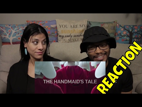 The Handmaid's Tale Trailer (REACTION)