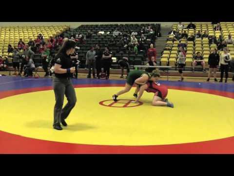 2016 Golden Bear Open: 82 kg Audrey Bucher vs. Emily Forester