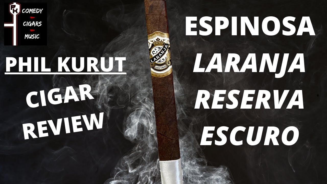 ESPINOSA LARANJA RESERVA ESCURO