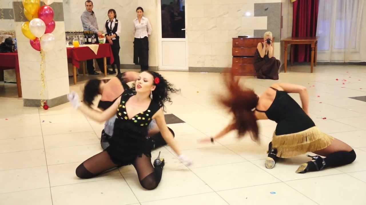 любительская съёмка танцев красиво
