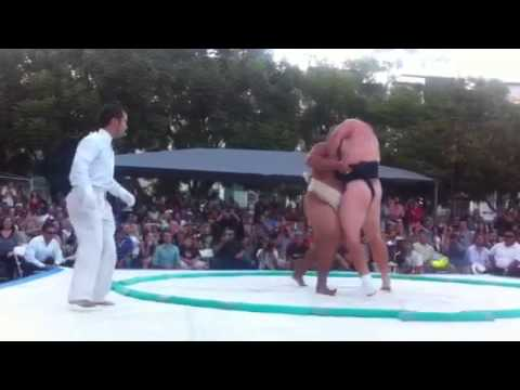 how to watch sumo in the us