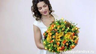 видео Заказ и доставка цветов на свидание по Москве