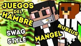 Los SWAG del Hambre - Minecraft con Rubiuh