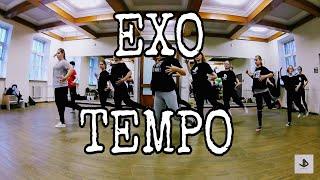 EXO - Tempo Dance Cover Tutorial