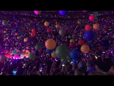 Coldplay - Adventure of a Lifetime @ Vivint Smart Home Arena, SLC, UT