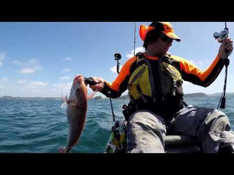 Reel Screaming Kayaks Show Episode 3
