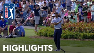 TPC Sawgrass No. 17 highlights from Round 2 of THE PLAYERS 2019 Video