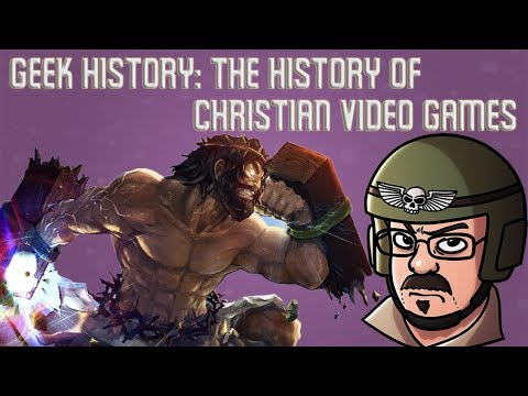 The History Of Christian Video Games | Geek History