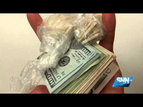 SNN: Woman Arrested for Trafficking Cocaine