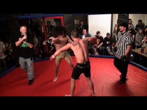 Tapped Out Fight Night: Miguel Perez vs Andrew Karsten