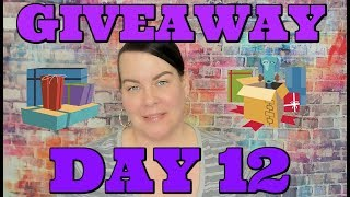 DAY 12 0F MAKEUP AND BEAUTY GIVEAWAY