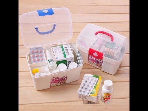 Организация и хранение лекарств