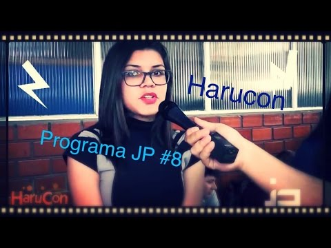 Harucon 2014 - Programa JP #8