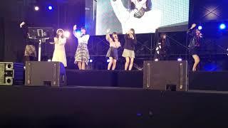 20180107 11月のアンクレット劇場盤大握手会 Team8九州メンバーステー...