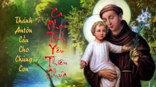 Thánh Antôn Padua | Hạnh Các Thánh