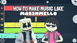 Tutorial #12 : How to make music like Marshmello in FL Studio Mobile