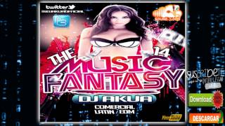 09. Dj Akua - The Music Fantasy 2014(@DjAkuaOfficiaL