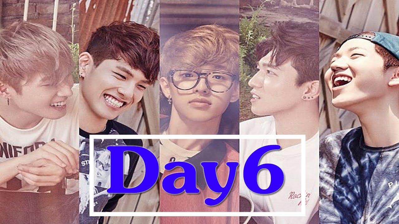 Day6 Members