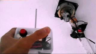 Membuat penggerak kamera CCTV