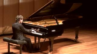 "Boris Giltburg performs Gershwin ""That certain feeling"" (Queen Elizabeth Hall recital)"