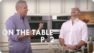 Hunger Games - Stanley Tucci & Eric Ripert | Ep. 3 Part 2/3 On The Table