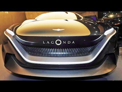 LAGONDA ALL-TERRAIN – Next-Gen Luxury SUV