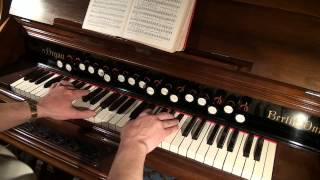 The Old Rugged Cross - Hymn - Berlin Reed Organ